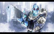 Load Screen Mister Freeze
