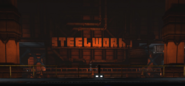 Steelworks Interior