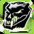 Icon Shoulders 007 Green