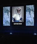 Captain Cold Poster - Flash Museum Burglary
