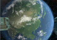 Earth from Watchtower