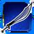 Icon Scimitar Blue