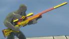 RifleCompositeStockSniperRifle