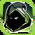 Icon Head Hood 001 Green