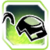 Icon Shoulders 003 Green