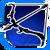 Icon Bow 002 Blue copy