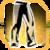 Icon Legs 012 Gold