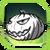 Icon Halloween Pumpkin Green