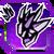 Icon Shoulders 002 Purple