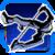 Icon Rifle 011 Blue