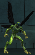 Insectoid Form