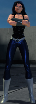 Donna Troy Titans Tower