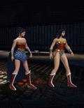 JSA Wonder Woman and Wonder Woman