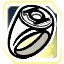 Icon Lantern Ring Light Goldenrod Yellow
