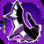 Icon Martial Arts 002 Purple