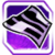 Icon Shoulders 009 Purple