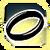 Icon Ring 010 Light Goldenrod Yellow