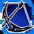 Icon Bow 004 Blue