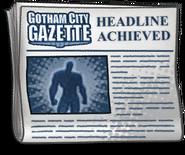 Gotham Gazette Headline