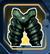 Icon Legs 015 Gold