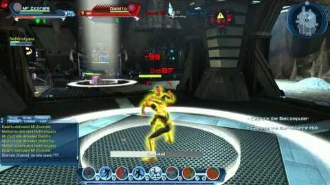 SOELive - DC Universe Online Legends Tournament (Part 2)
