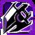 Icon Martial Arts 001 Purple