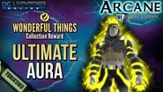 "DCUO ""Wonderful Toys"" Collection Reward Ultimate Aura"