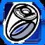 Icon Lantern Ring Blue
