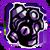 Icon Shoulders 014 Purple