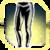Icon Legs 002 Light Goldenrod Yellow