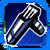 Icon Back 002 Blue