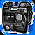 Icon Back 020 Blue
