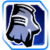 Icon Hands 005 Blue