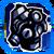 Icon Shoulders 014 Blue