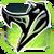 Icon Shoulders 004 Green