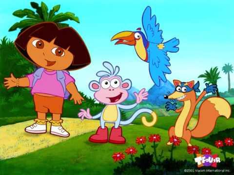 Dora the Explorer- We Did It