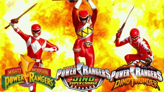 Dino Thunder And Dino Charge Team Up|Power Rangers Super Ninja Steel|Summer Special|Part 1