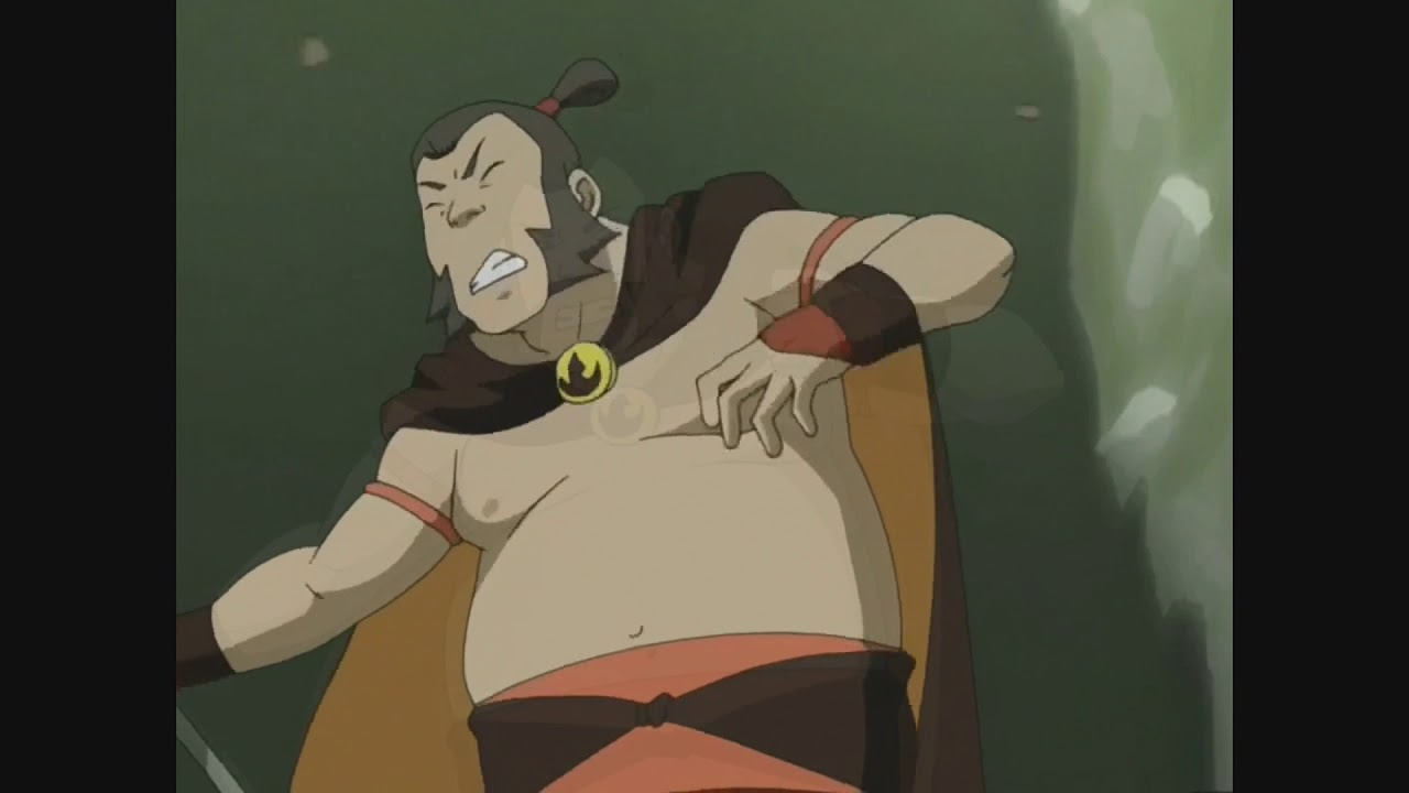 GO BACK TO THE FIRE NATION