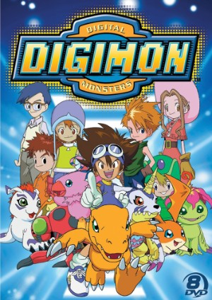 Digimon staffel 1