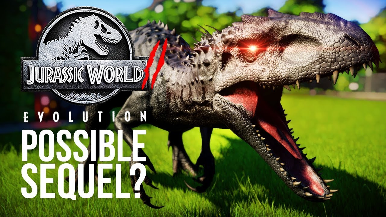 A JURASSIC WORLD EVOLUTION SEQUEL? POSSIBLE REVEAL! | Jurassic World: Evolution News