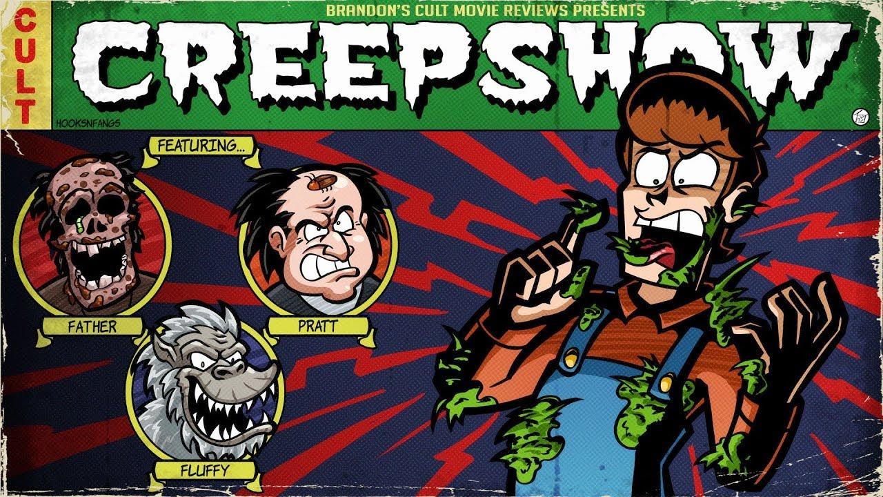 Brandon's Cult Movie Reviews: CREEPSHOW