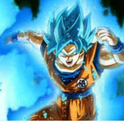 Son Goku super Saiyajin's avatar
