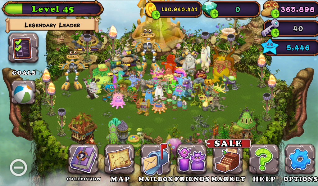 How dose my plant island look?