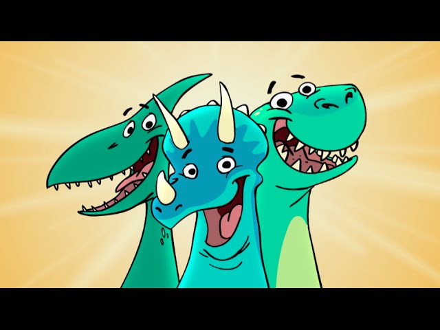 The Dinosaurs Song