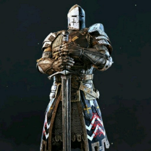 The knight 13