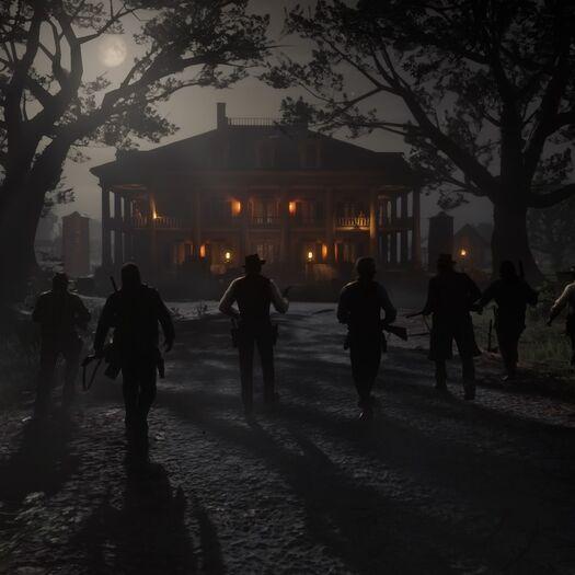Red Dead Redemption II - Detailverliebtheit und Pferde-Fails