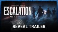 Dead by Daylight Tome III ESCALATION Reveal Trailer