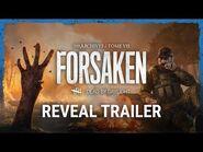 Dead by Daylight - Tome VII- FORSAKEN Reveal Trailer
