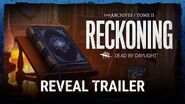Dead by Daylight Tome II RECKONING Reveal Trailer