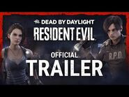 Dead by Daylight - Resident Evil - Official Trailer